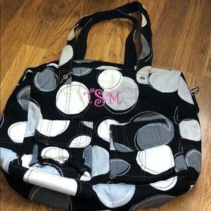 Thirty-one cargo purse